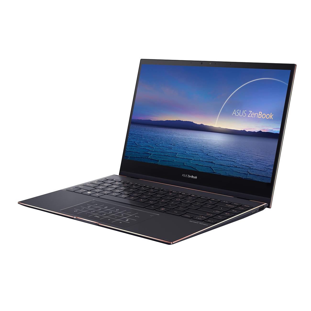 ZenBook Flip S_UX371_Product photo_2K_ Jade Black_08_NumberPad.jpg