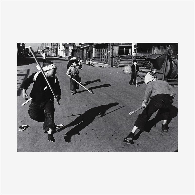 <一時休館>土門拳 写真展「東京1936-1967」