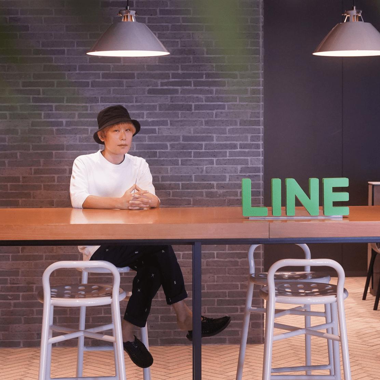 LINE公式着せかえって、どんな人が作っているの?